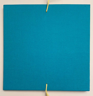 AnneLaure Pham - Carnets d'instants bleu