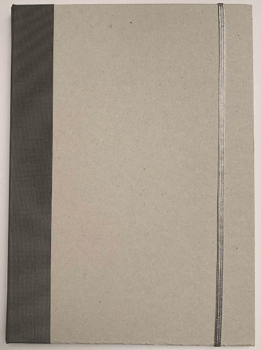 AnneLaure Pham - Carnet de souvenirs gris