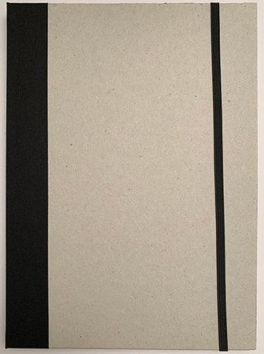 AnneLaure Pham - Carnet de souvenirs noir