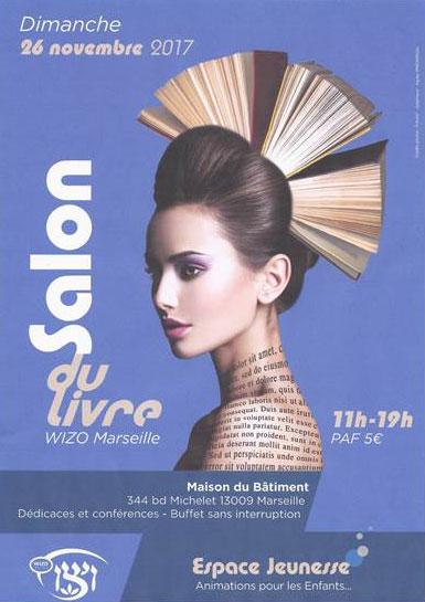 Laurence Benveniste a présenté Les Chapeaux jaunes du Pape au Salon du livre Wizo Marseille